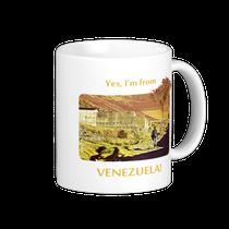Taza Mérida, Venezuela
