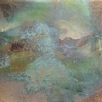 Forest Dawn 12 (15x15x5cm)