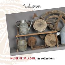 Les collections. Création et mise en page du catalogue d'exposition pour le musée de Salagon, Mane
