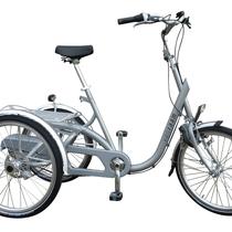 Dreiräder bei Muskelerkrankungen