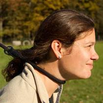 (2) Rundgenähtes Halsband