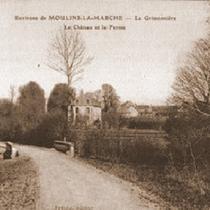La Grimonière (le chateau et la ferme)