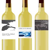 Etiquettes vin - Essais