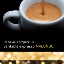 Affiche Malongo - Elis