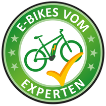 Elektrofahrrad vom Experten im e-Bike Shop in Dietikon