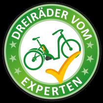 Dreiräder vom Experten im e-Bike Shop in Hombrechtikon