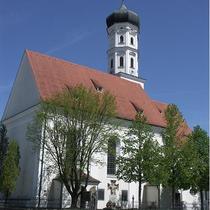 Kirche St. remigius Raisting