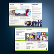 Nordic Walking: Flyer