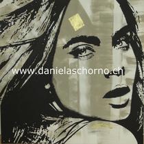 Bild von Daniela Schorno: M2 100 x 100