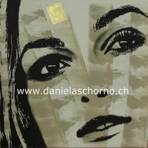 Bild von Daniela Schorno: S4 100 x 100
