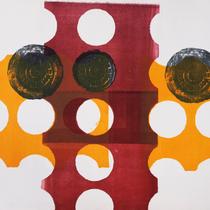 o.T. 2020, 57 x 78cm, Lithographie, Micha Hartmann, Esslingen am Neckar