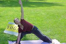 Michaela Pludra-Wolf, Yoga, Frankfurt a. M.