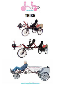 Multifunctional TWOgether Bikes