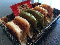 Mixed Gyoza (Shrimp, Pork & Veggies)