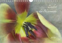 Zauber in der Blütenmitte Kalender