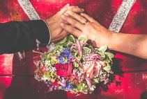 Hochzeit Feier Ehe