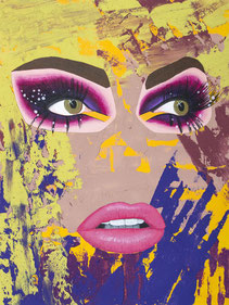 Alyssa Edwards Yellow
