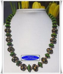 Kette mit Trade Beads