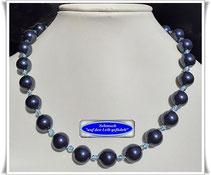 Halsketten mit edlen Swarovski Crystal-Pearls