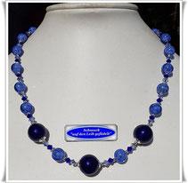 Kette mit Muranoglas-Perle
