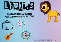 Logo Leo Kids