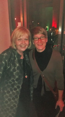 mit Ministerpräsidentin Hannelore Kraft, Bild: privat