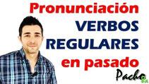 Pronunciación terminación ED en verbos Regulares Pacho8a