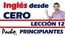 Adjetivos demostrativos en inglés Pacho8a