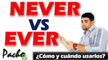 Uso de Never vs Ever Pacho8a