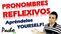 Lo que debes saber de los pronombres reflexivos en inglés - Muy fácil Pacho8a