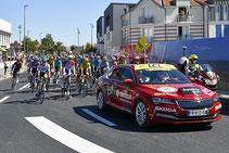 Reportages Evénement presse Tour de France Hippodrome