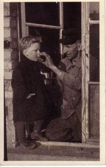 v.l. Jürgen und Otto Mäulen