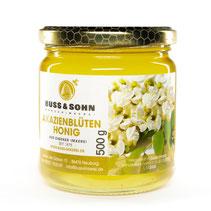 Bio Honig, Akazienblütenhonig, Imkerei Buss, regional