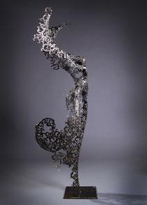 metal sculptures Nimrod Messeg