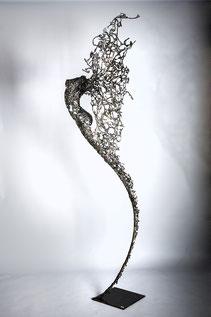 metal sculptures for sale