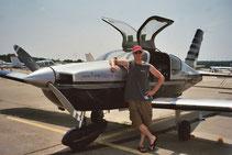 Matt - Private Pilot 2004.  Went on to ATC school.