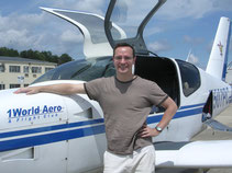 Paul - Private Pilot 2009.  Airplane owner.