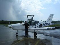 Jon - PPL 2008.  Aircraft owner.