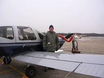 John - PPL 2008.  Flight Club Aficionado.