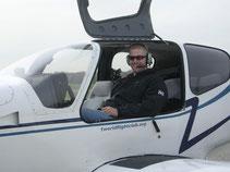 Brad - Private Pilot 2009.