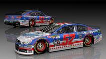 #52 Bulldog Motorsports Chevy SS