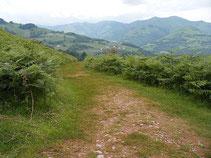 A la conquête du Col de RONCEVAUX(2009)