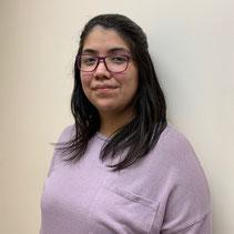 Christy Whittaker, Receptionist/Secretary