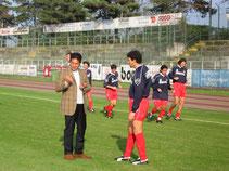 2001-02 Piacenza : Novellino e Hubner