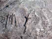 Cruciform engravings
