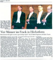 Eckernförder Nachrichten vom 19.03.2013