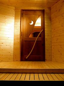 玄関 木製