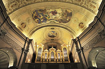 Orgel Lockenhaus