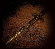 Anhänger Schmuck Silber Schwert
