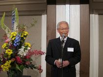 萩谷初代会長